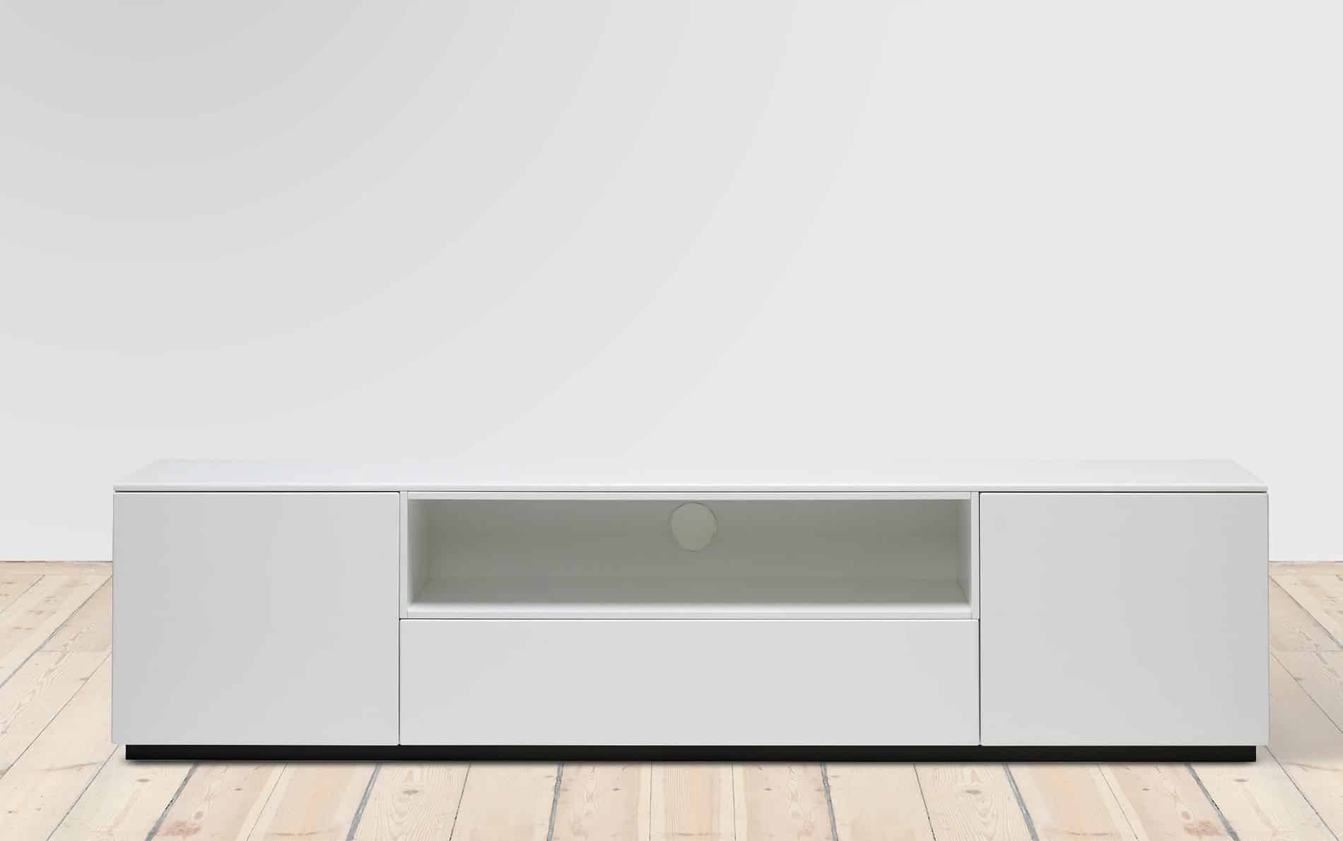 Fernsehrack Glas Lowboard 110 Cm Top With Lowboard 110 Cm Fabulous With