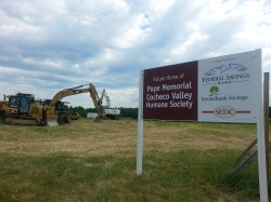 State Ground Is Broken New Cocheco Valley Humane Society Animal Fox Valley Humane Society Volunteer Fox Valley Humane Society Phone Number New Cocheco Valley Humane Society Animal Shelter Ground Is Br