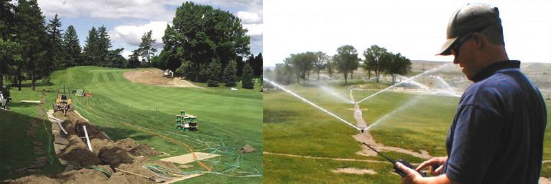 Irrigation Technician - Wolf Creek Company