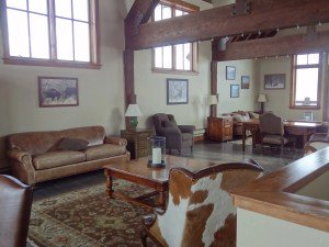 Ranch Center Lounge