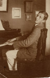 Wolfgang in Genf 1913