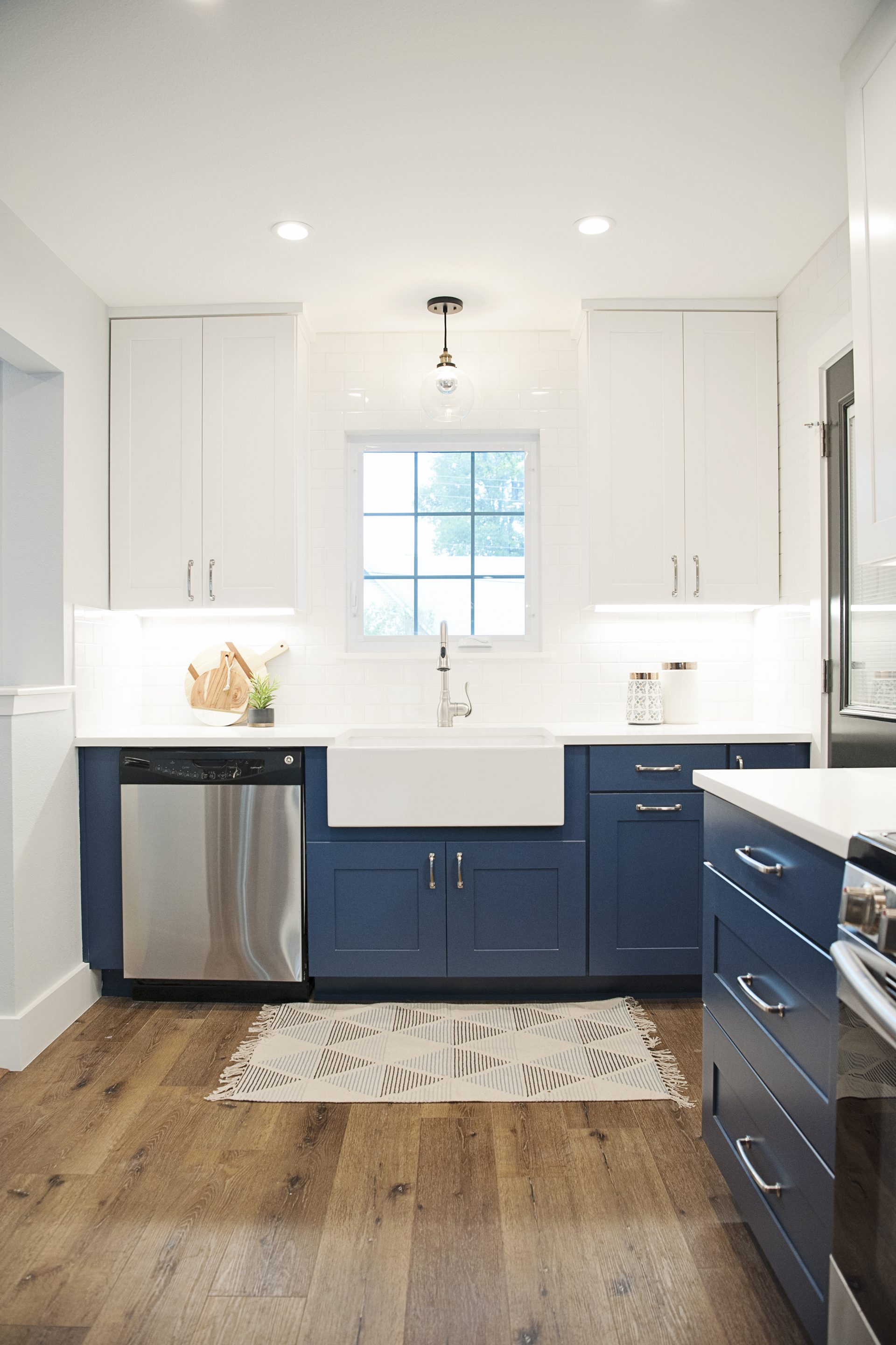 Blue Kitchen Cabinet Blue Cabinet Kitchen Bruin Blog