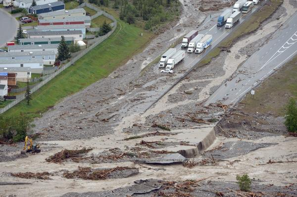 Canada Alberta Flooding