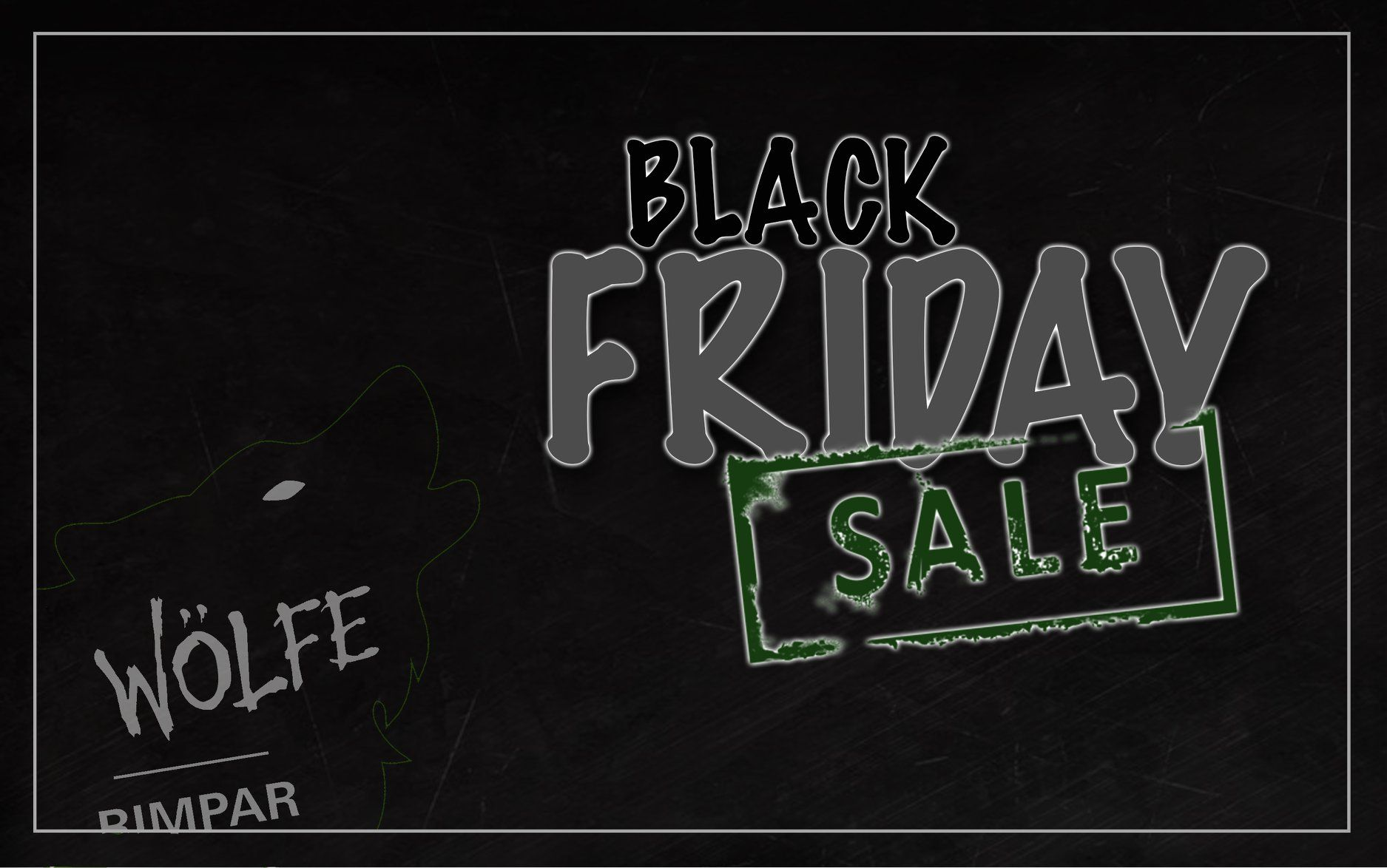 Black Friday Rabatt Black Friday 20 Rabatt Auf Merchandise Rimparer Wölfe
