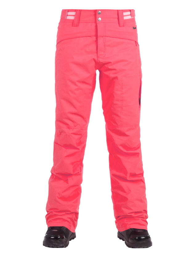 Kinderzimmer Größe Protest Girls Hopkins 13 Jr Skihose Fluor Pink - Das