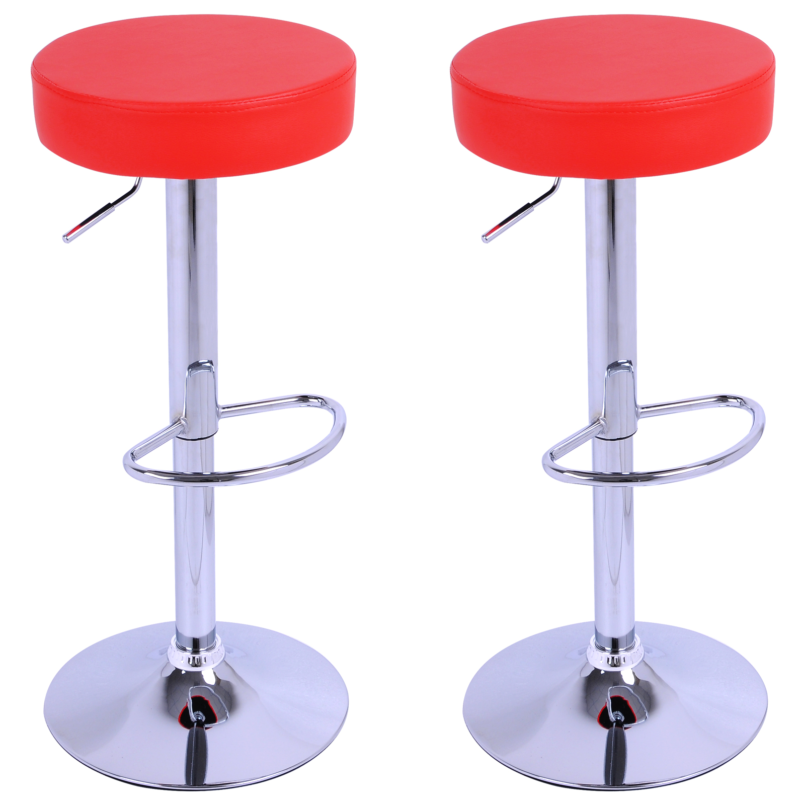 Kitchen Swivel Bar Stools Bar Stools Set Of 2 Breakfast Kitchen Swivel Stool Chairs