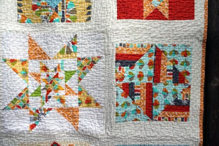 Quilt Each Block Individually