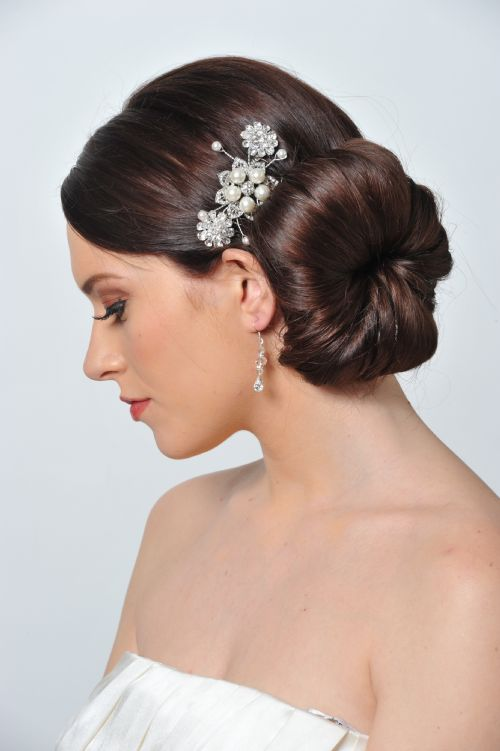 Layered Pixie Cut Bridal Hair Jewelry Wedding Bridal Hair Accessories