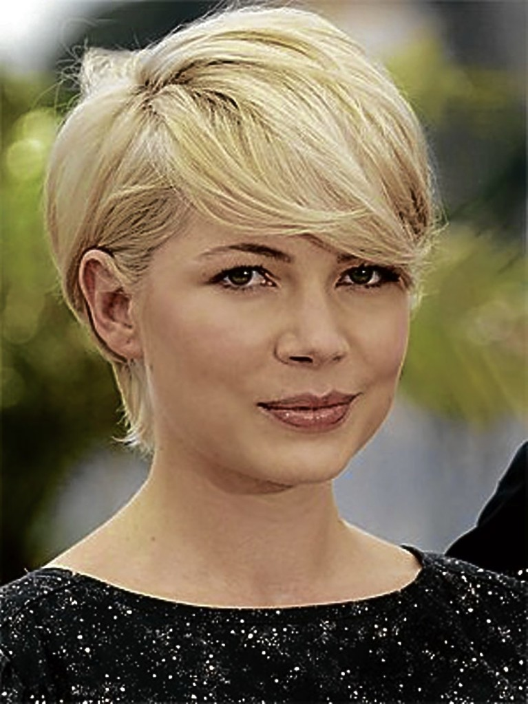 Pixie Neck Hair Our Favorite Short Haircuts For Women With Thick Hair