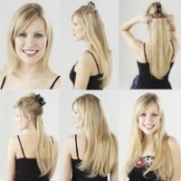 Clip in Hair Extensions for your Wedding Day - Women ...