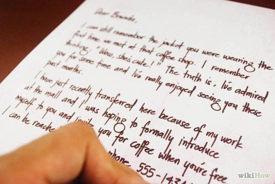 5 Easy Steps To Write The Perfect Love Letter - Women Hairstyles