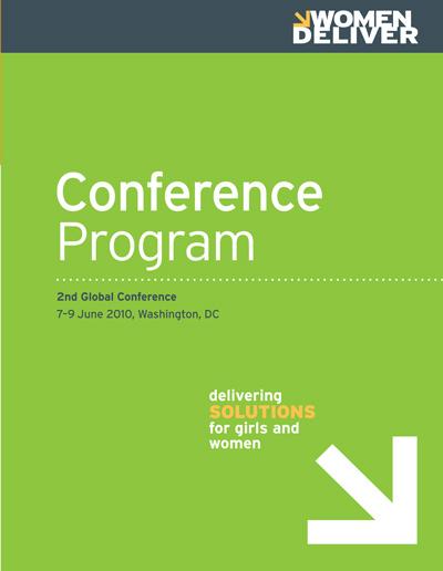 Agenda \u2013 Women Deliver - conference agenda