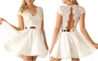 Gorgeous White Cocktail Dresses for Women | Women Elite