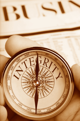 Integrity – What It Is and What It Isn't