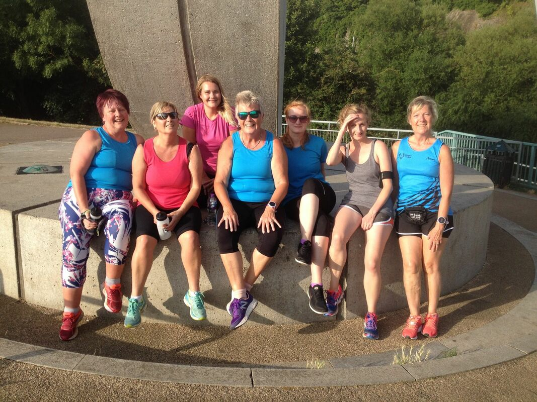 Couch To 5k Exeter Exeter Monday Beginners Welcome To Women On The Run