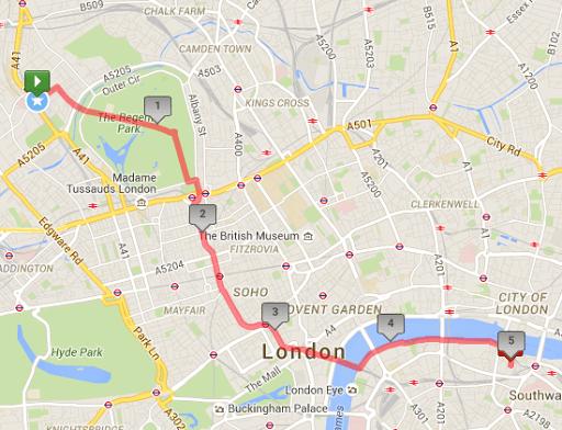 borough-market-via-hungerford-bridge-5-miles