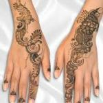 pics of mehndi designs for hands (21)
