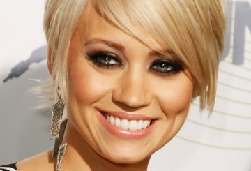 Short To Medium Hairstyles For Women Over 50 02