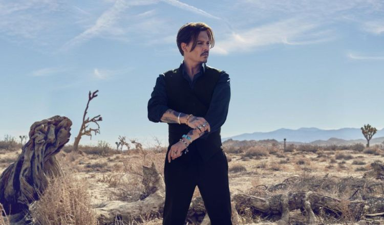 Johnny Depp Becoming an Inspiration for Newcomers
