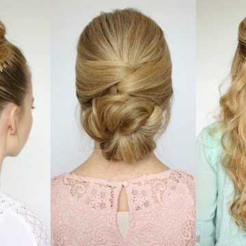 Gorgeously Awesome Hair Styles For School Going Girls