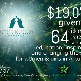 Thank you for making Arkansas Gives a success!
