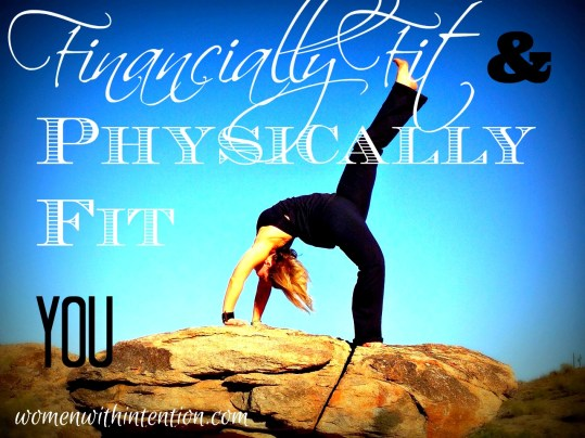 How often do you hear about being fit?  Usually we associate physical fitness with diet and exercise.  Have you ever thought about being financially fit?  Financial fitness is very similar to physical fitness.  Check this out for tips to help you be financially and physically fit!