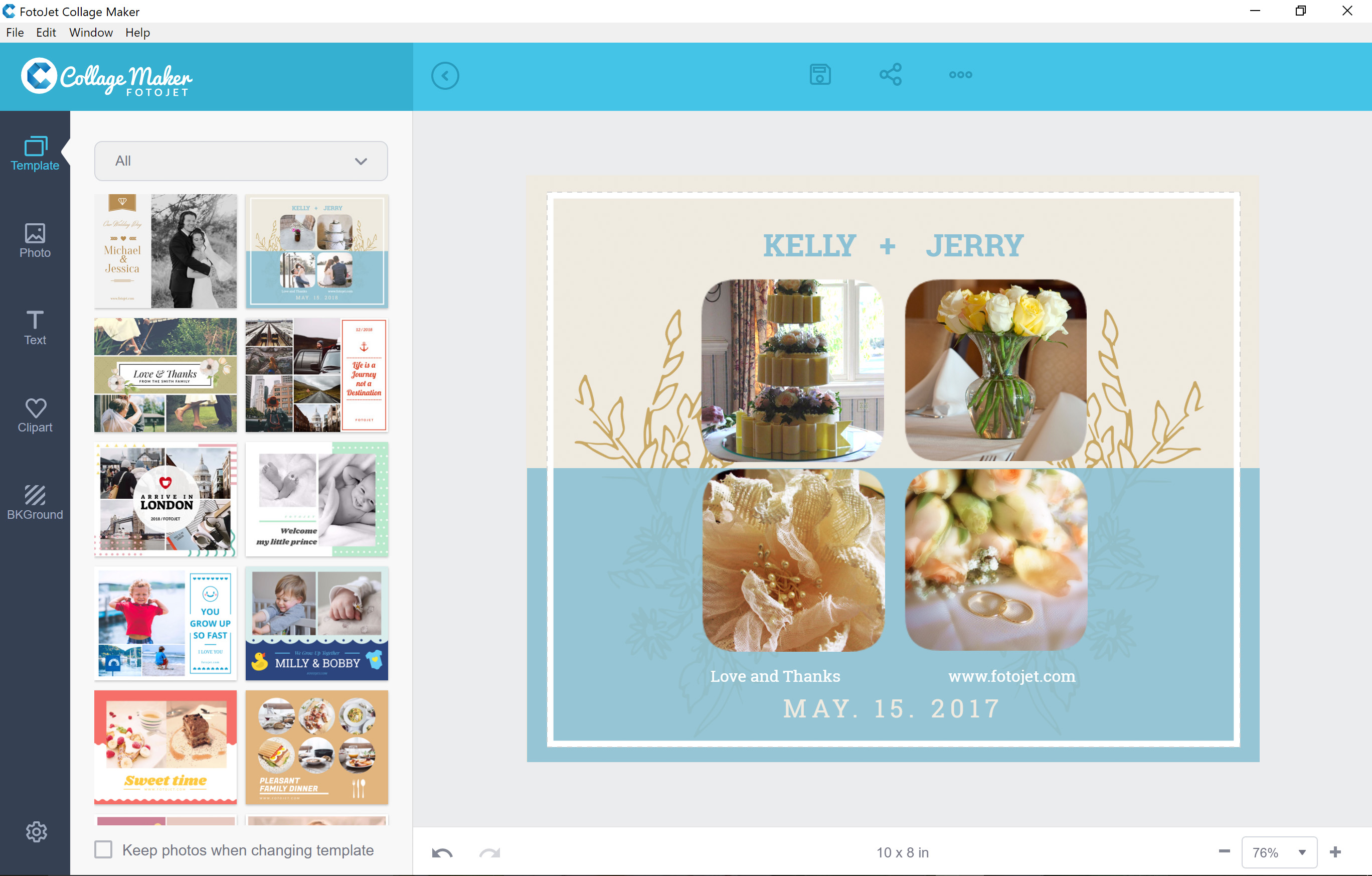 Review Fotojet Collage Maker Wonderful Creations Blog - Online Collage Maker With Text
