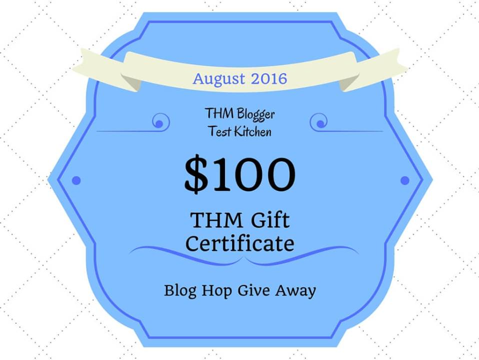 Blog Hop Give Away