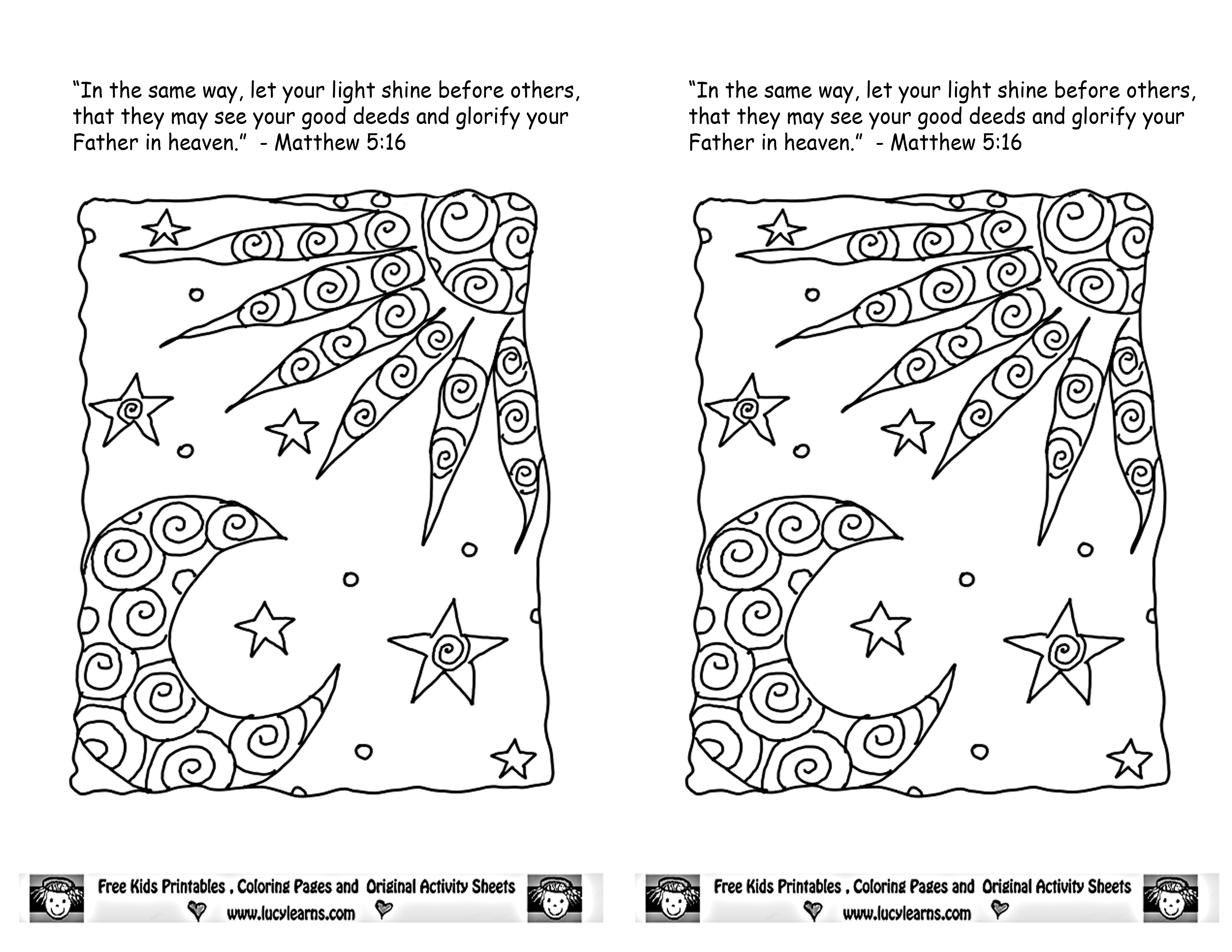 Coloring pages 6 days of creation - Coloring Pages 6 Days Of Creation Bible Coloring Pages Fearfully And Wonderfully Made Page 2 Download