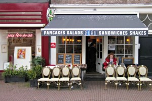 Things to do in Amsterdam lunch
