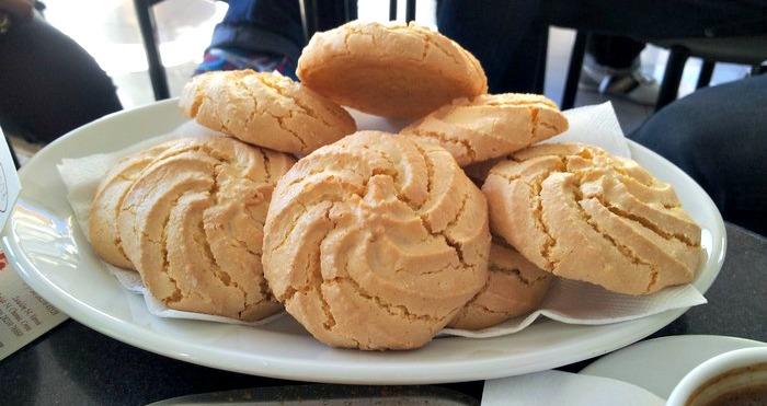 food tour chania crete cookies