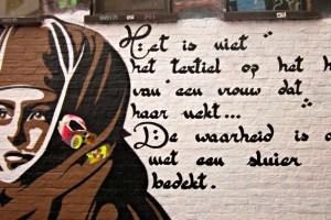 street art in Gent Werregarenstraatje