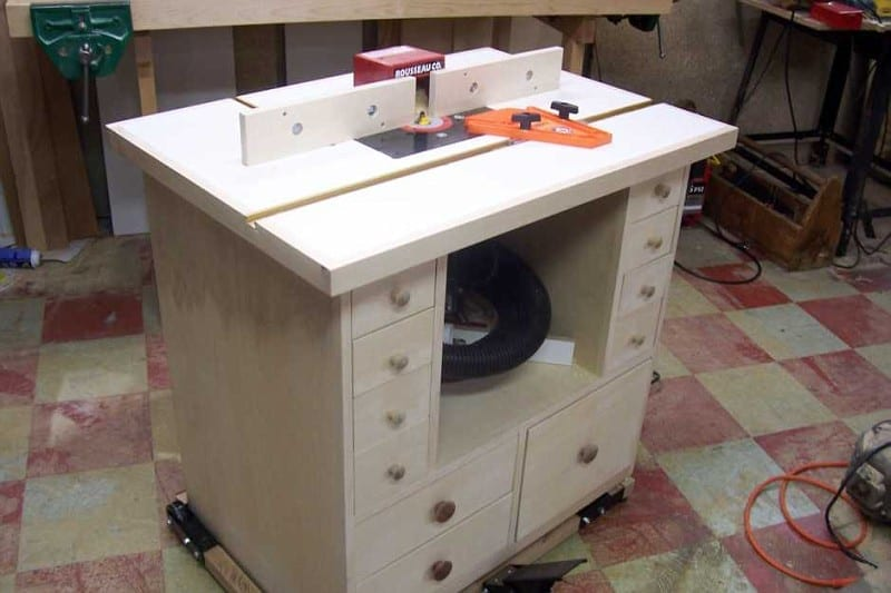 Meuble En Osb Router Table Project, Get The Most From Your Router