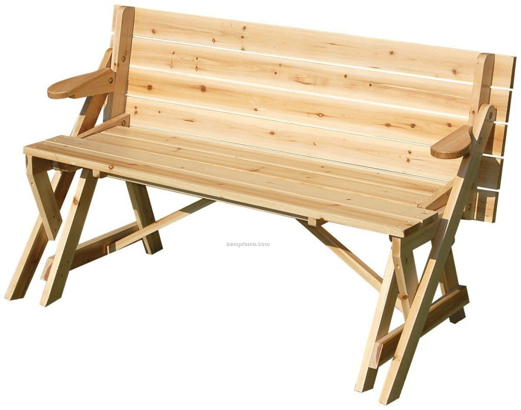 Built In Folding Table How To Build A Folding Picnic Table