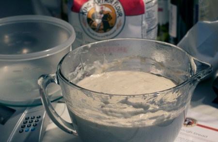Sourdough Bread: Preparation