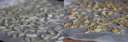 DIY Garlic Powder: drying