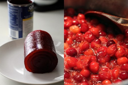 DIY Jellied Cranberry Sauce: Process