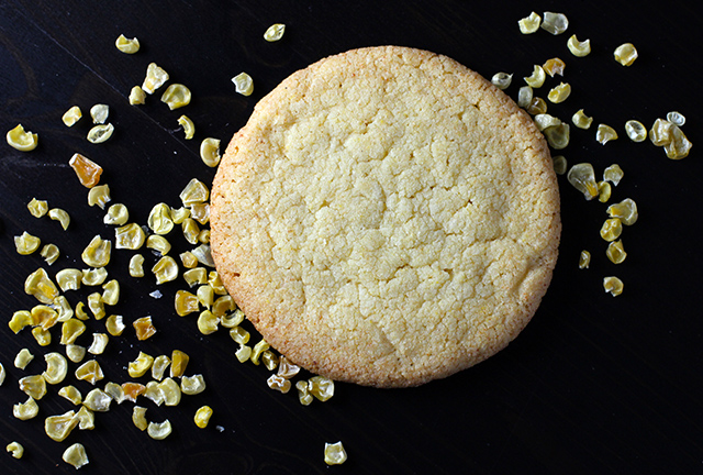 Momofuku Milk Bar's Corn Cookies