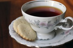 Not Too Dry Tea Biscuits
