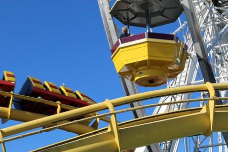 LA: Amusement at the Pier