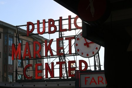 Seattle's Public Market