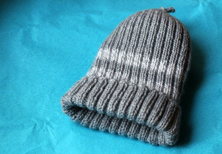 Cosset Baby Hat by Jenny Raymond