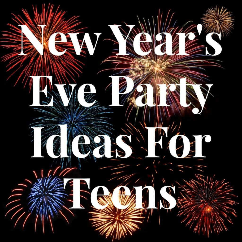 Teenager Party Ideen New Year S Eve Party Ideas For Teens