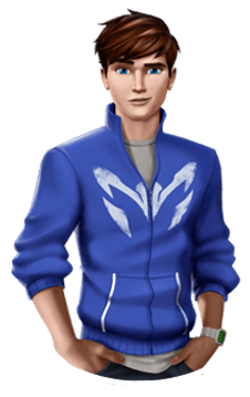 Anime Computer Wallpaper Max Steel Clipart