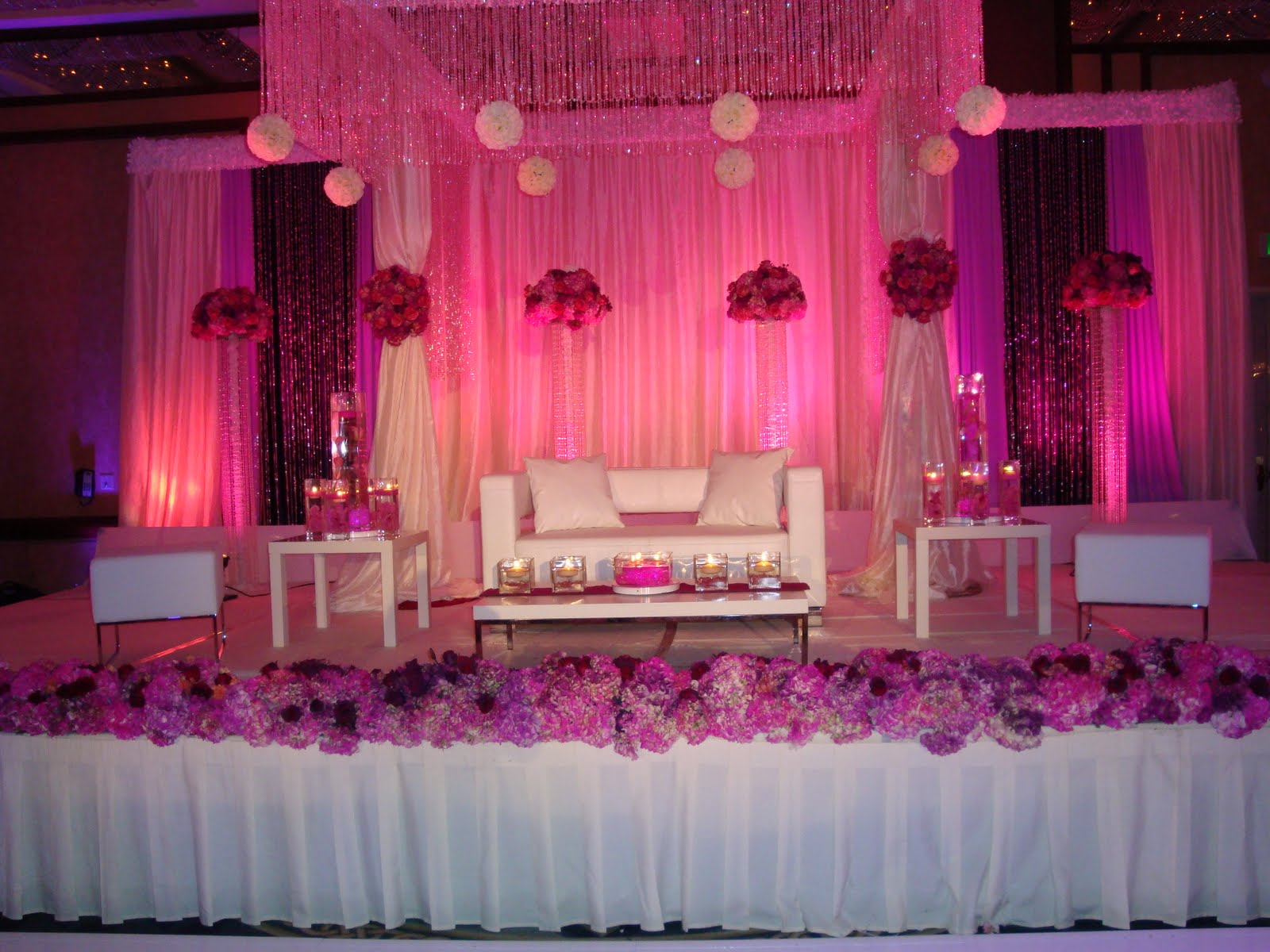 Stage Decoration Ideas Design 8 Stunning Stage Decoration Ideas For Indian Weddings
