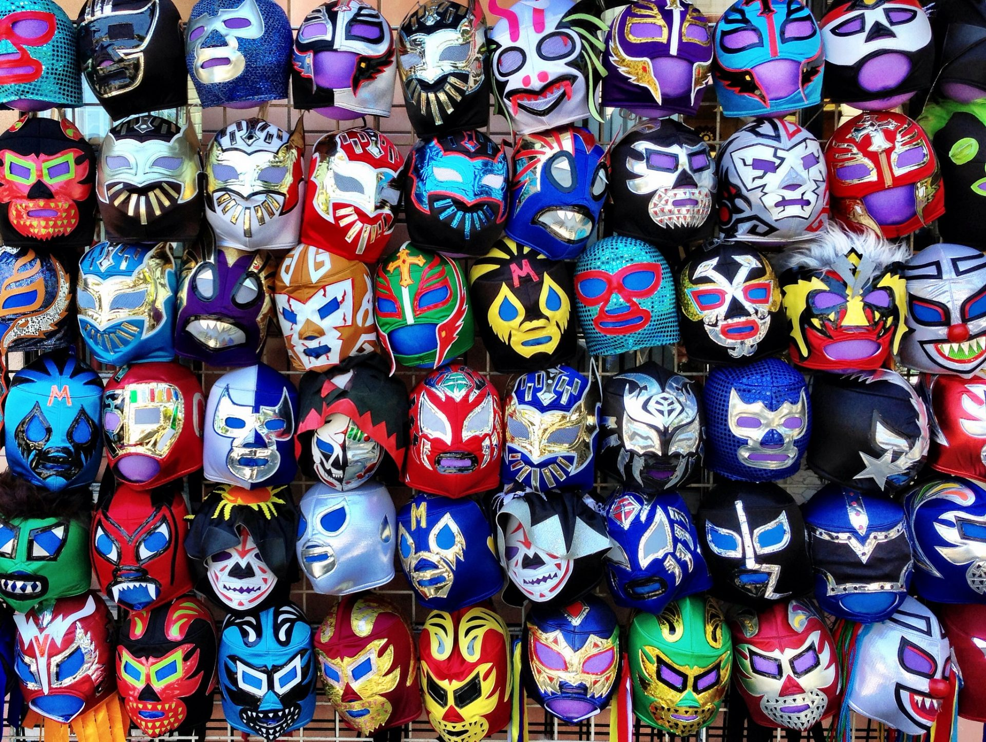 Lucha Libre Mexico How To See A Lucha Libre Show In Mexico City Wondrous Paths