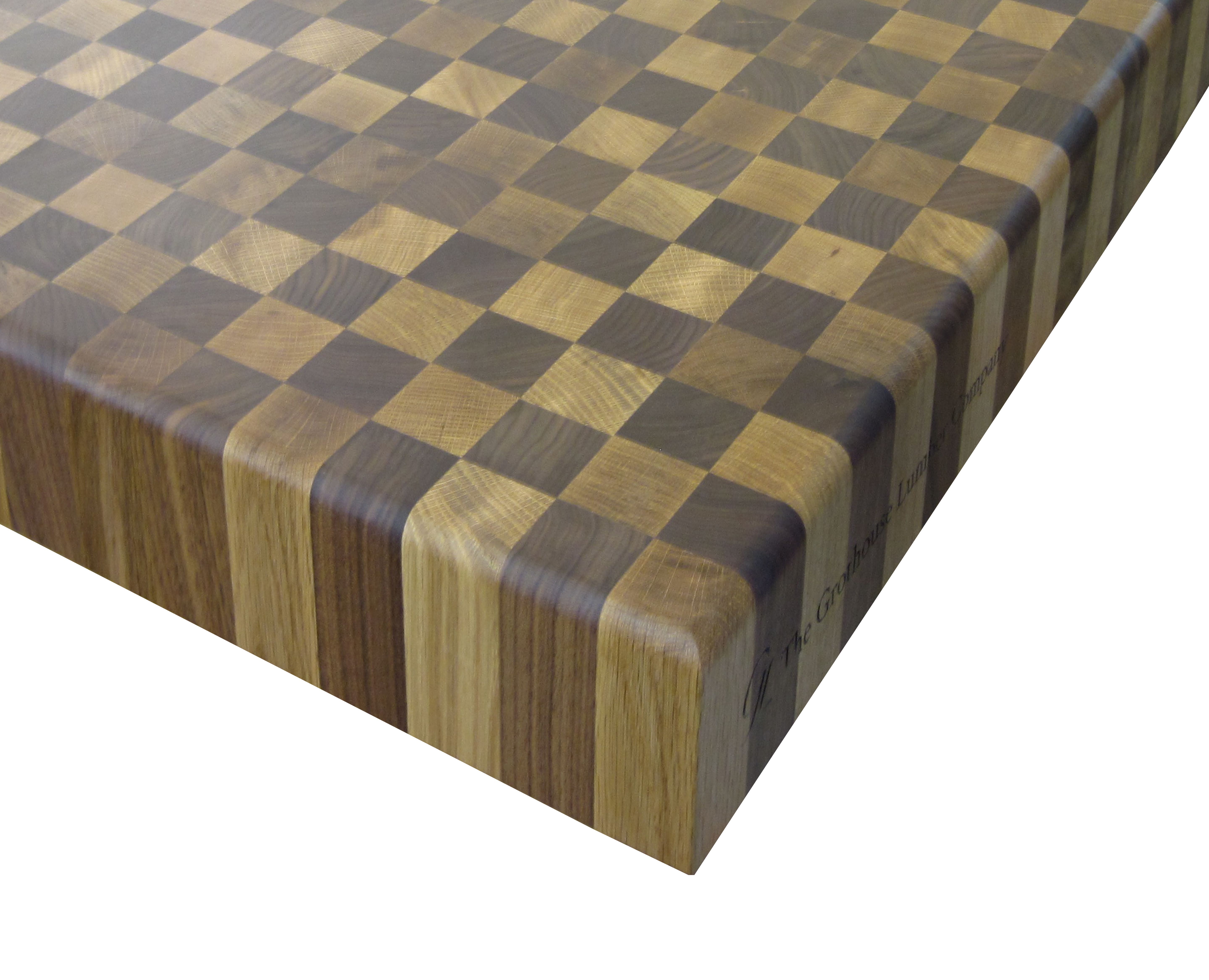 Large maple with wenge butcher block countertop in pennsylvania - Large Maple With Wenge Butcher Block Countertop In Pennsylvania Checkerboard Butcher Blocks By Grothouse Download