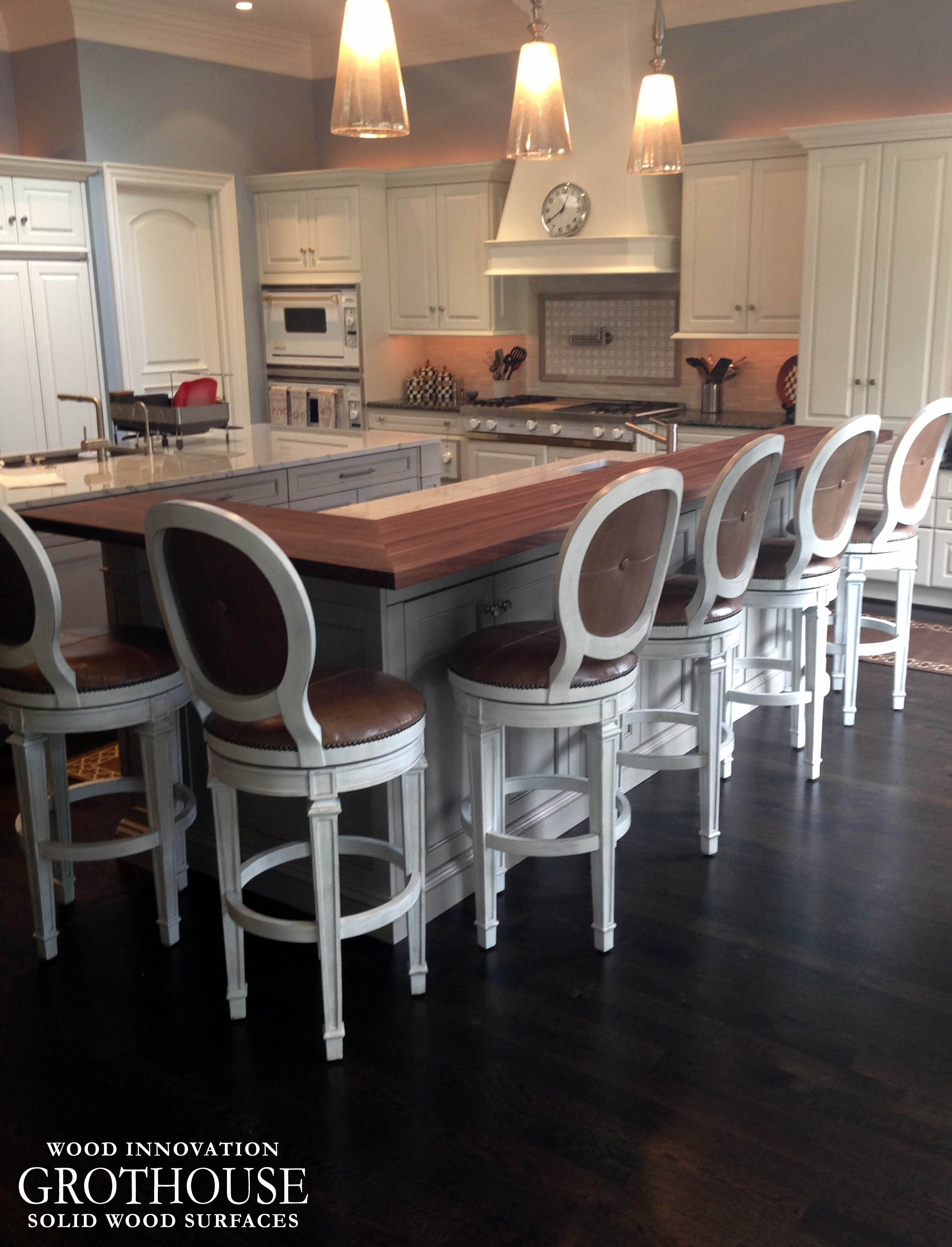 Kitchen Island Bar Ideas Kitchen Island Bar Ideas With Grothouse Wood Surfaces Blog