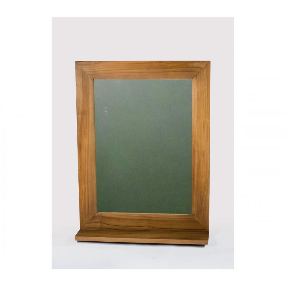 Miroir Avec Tablette   Miroir Avec Etagere Pour Salle De Bain ...