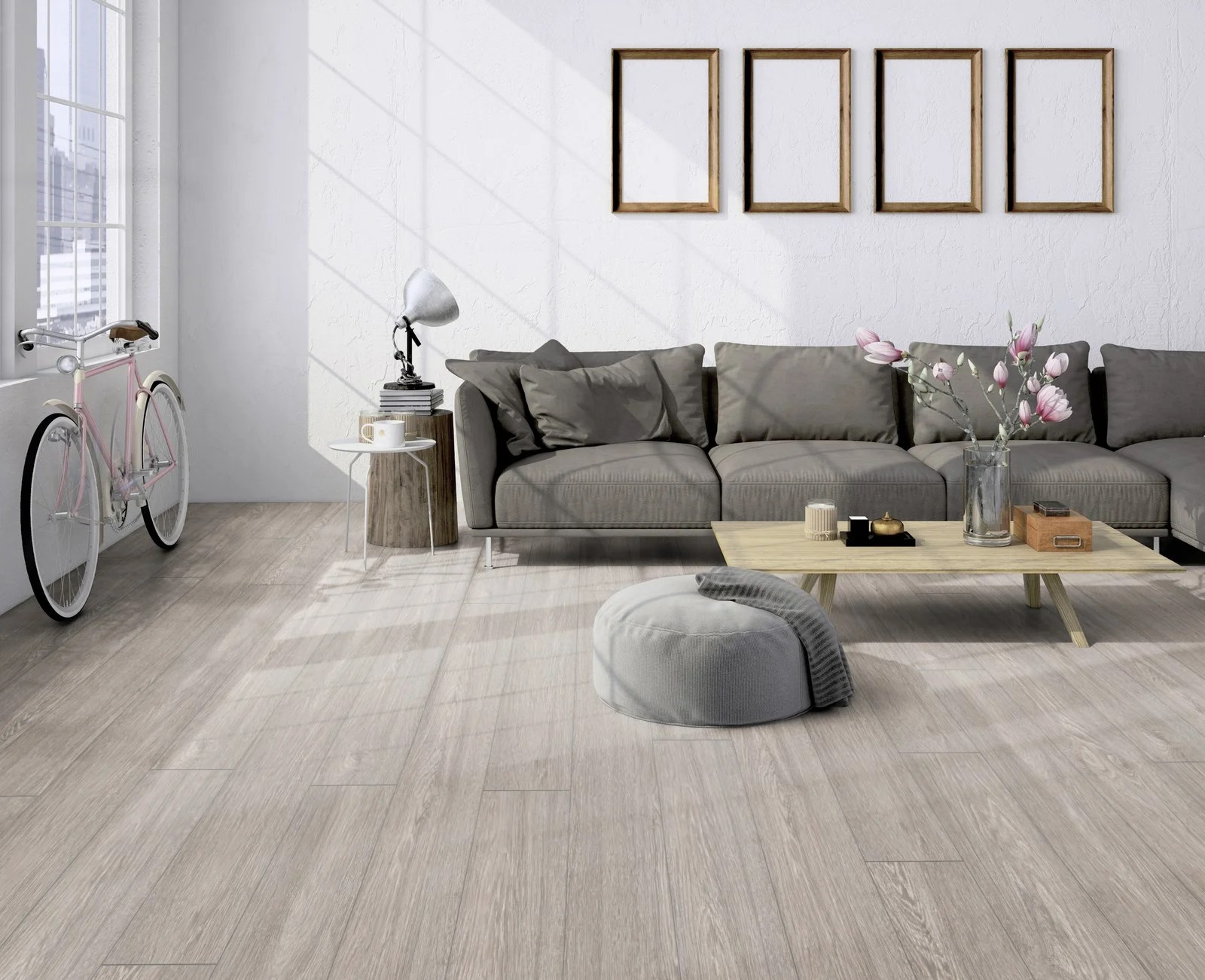 Slate Grey Living Room Ter Hürne Oak Slate Grey Laminate Long Plank Wood4floors